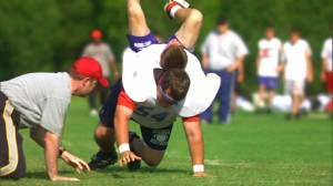 """Facing the Giants"""