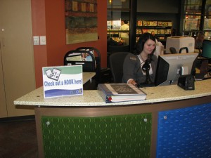 E-book Help Desk Hoover Public Library