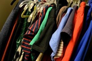 Plain closet