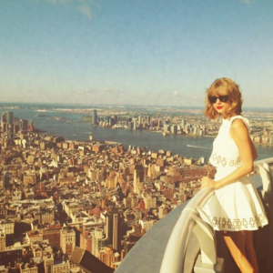 Photo courtesy of taylorswift.com