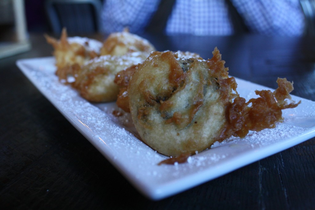 Melt's fried Oreos